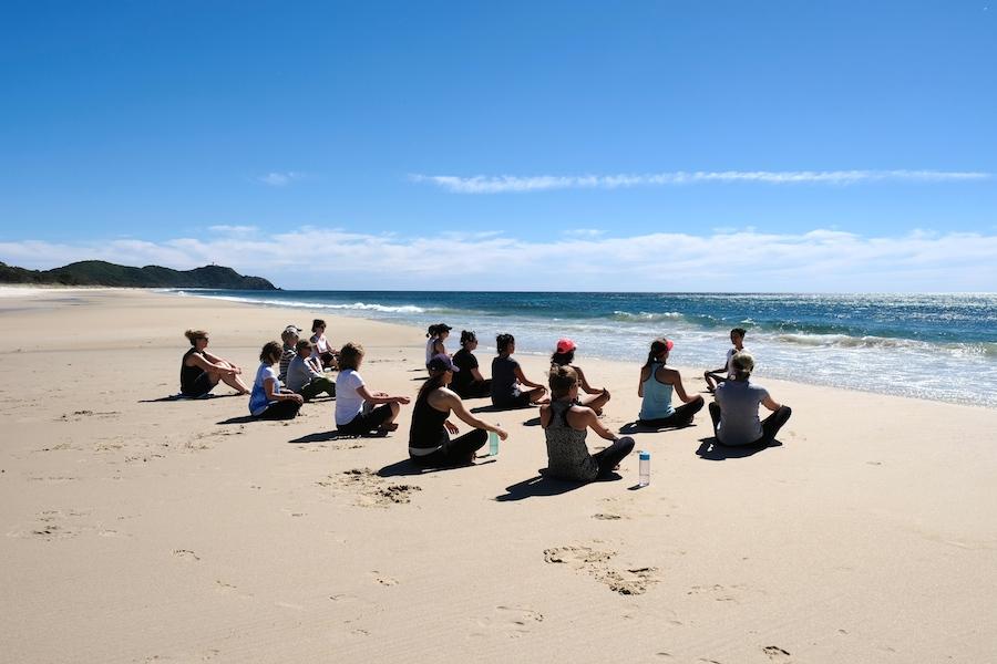 byron bay yoga meditation retreat